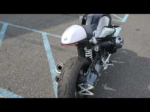 2015 BMW R nine T in Middletown, New Jersey - Video 1