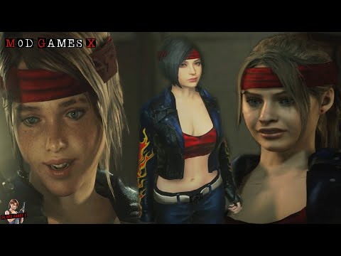 RE2: RE - Ellie, Ada And Claire Alternate Costume