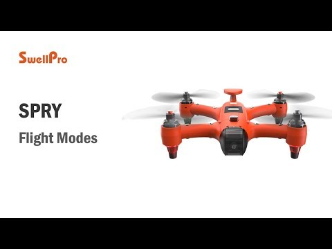 Flight Modes of the new Spry