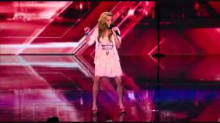 Drew Ryniewicz - Baby - THE X FACTOR 2011 (With Smooth Drums)