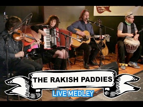 The Rakish Paddies Video