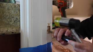 How to Repair a Door That Won't Stay Shut
