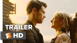 The Divergent Series Allegiant Official Different Trailer 2015  Shailene Woodley Movie HD
