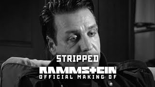 Rammstein   Stripped (Official Making Of)