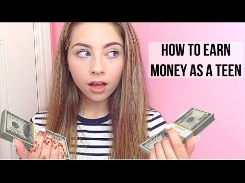 How To Make Money As A Teenager! | Floral Beauty