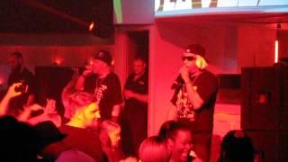 """2 LIve Crew live @ Club La Vela """"Hey We Want some P##@y"""" 2014"""