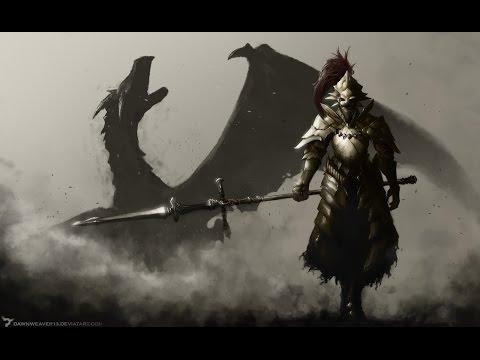 Dark Souls 3 Dragonslayer Spear PvP (Quality Faith Build