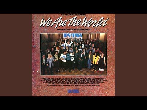 Significato della canzone We are the world di Usa For Africa