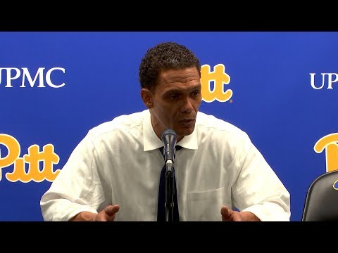 Pitt Men's Basketball | vs Monmouth | Monmouth Head Coach King Rice's Post-game Press Conference