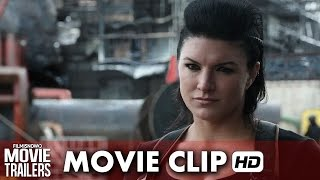 Negasonic Teenage Warhead fights Angel Dust in a new clip from DEADPOOL [HD]