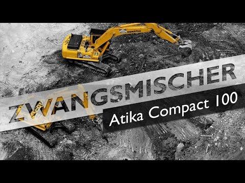 Zwangsmischer Atika Compact 100 Test (12/2016)