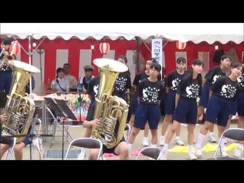 【吹奏楽】海の声/桐谷健太《鶴ヶ島市立南中学校吹奏楽部》
