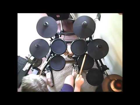 Contemporary Southern Gospel drum cover 1