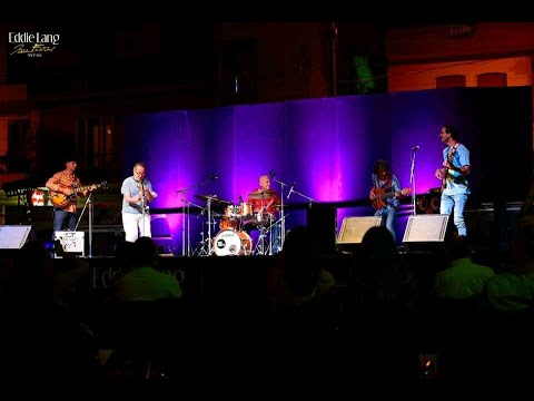 0 TJLT jamming with Trio Bobo @ Eddie Lang Jazz Festival, Monteroduni (IS) ITALY