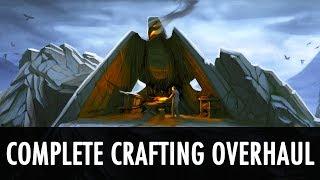 Skyrim Mod: Complete Crafting Overhaul Remade