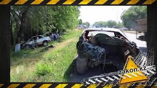 Четверо детей пострадали в ДТП на трассе