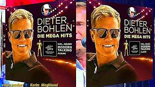 DIETER BOHLEN - MEGAMIX 2017 /2K17 POP TITAN ( chorus short mix) Modern Talking die MEGAHITS 2017