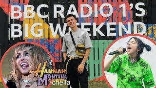 Festival Vlog: Billie Eilish And HANNAH MONTANA In The Uk