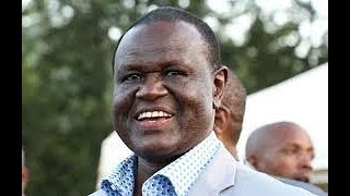 Kiraitu makes crowd burst into laughter, please consider us for more appointments | #MadarakaDay2018
