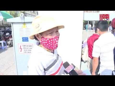 Người dân tập trung đông tại Bảo hiểm xã hội tỉnh Đồng Nai