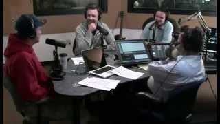 Norm Macdonald with Jason Sudeikis on DMS  2011-06-19