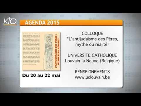 Agenda du 4 mai 2015