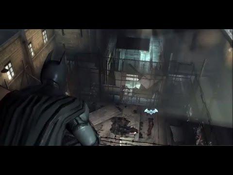 Gameplay de Batman: Arkham Origins Blackgate - Deluxe Edition