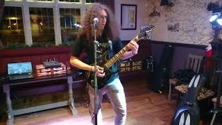 Exodus - Cajun Hell (Guitar cover)