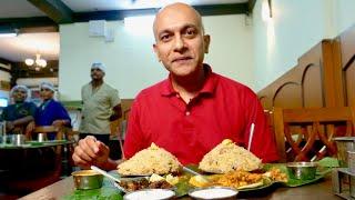MYSURU'S favourite Andhra-Style BIRYANI At HOTEL RRR | Chilli Chicken |Mutton Pepper Fry | Biryani