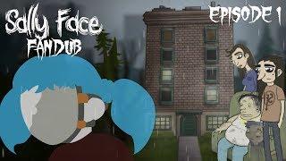 Sally Face: Episode 1 - Strange Neighbors [FANDUB]