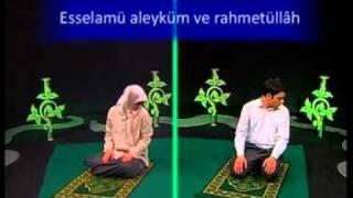 namaz, namaz duaları ve sureleri - din kültürü ve ahlak bilgisi dersi (hermit43)