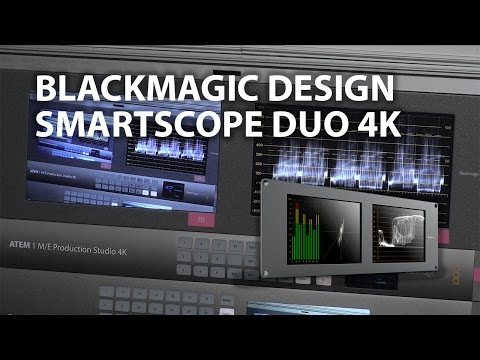 "Blackmagic SmartView Duo 2 (8"", SVGA)"