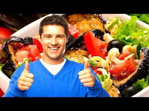 Блюдо праздничного стола, салат Антипасти - рай в тарелке. Вкусный салат - легко и просто. видео