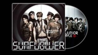Super Junior - Sunflower (Audio)