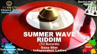 Summer Wave Riddim Mix [May 2012] TJ Records