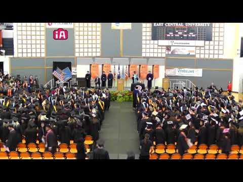 ECU May 2017 Graduation PM