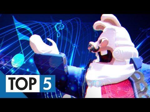 TOP 5 - Bossů, kteří uměli zpívat