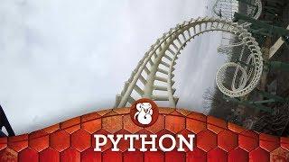 Python - Efteling Onride 2018