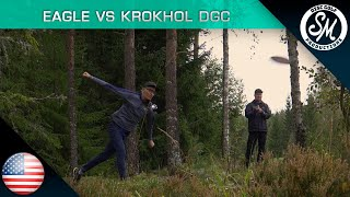Eagle McMahon VS Krokhol Disc Golf Course