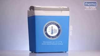 Автохолодильник на элементах Пельтье TR 129A 12/230 V, 29 л, 4,5 кг от компании Большая ярмарка - видео