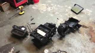 F150 evaporator core and blower motor replacement most popular videos how to 2008 2010 ford focus evaporator case breakdown fandeluxe Gallery