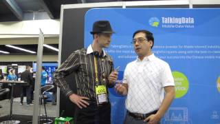 China Gaming @ GDC:  Talking Data CEO Leo Cui with App Resource Connect