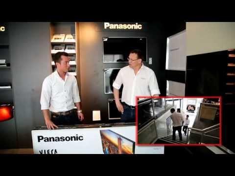Panasonic TX-55CXW754 - Flat UHD TV - UNBOXING - Thomas Electronic Online Shop