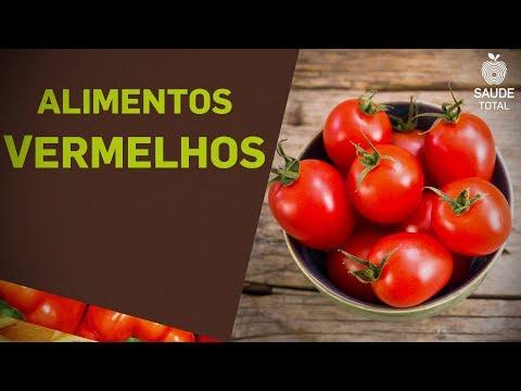 ALIMENTOS VERMELHOS | Saúde Total