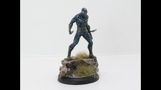 Painting Guide - How To Paint Black Leather