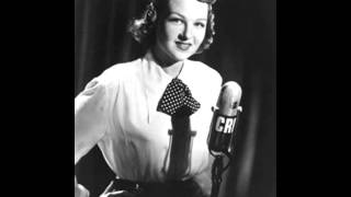 Jo Stafford - Diamonds Are A Girl's Best Friend 1950