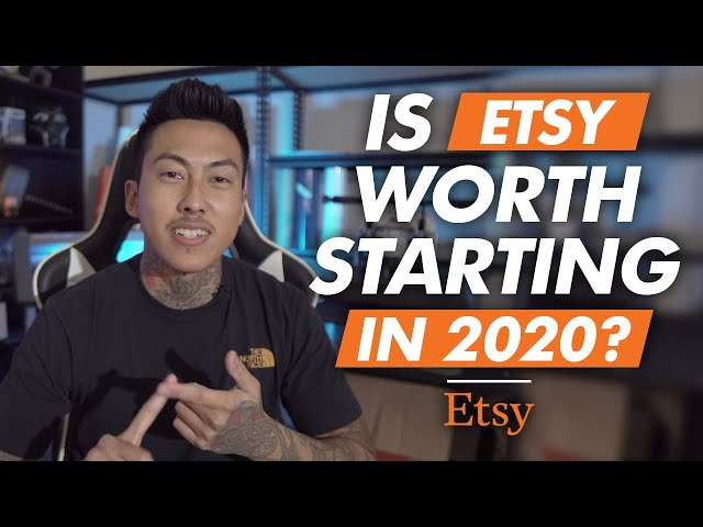 Selling on Etsy in 2020 - Thoughts From A Full-Time Seller