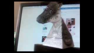 Демонический дракон следит за тобой! 3D