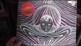 """ANGE """"Le cimetière des Arlequins"""" vinyl LP 1973 Marantz 2220BL"""