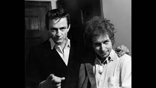 Bob Dylan & Johnny Cash - I Still Miss Someone (Studio Recording 1969 RARE)